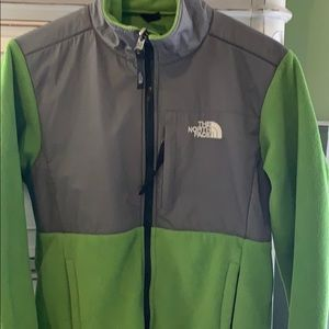 Women's Northface Fleece Jacket size Med